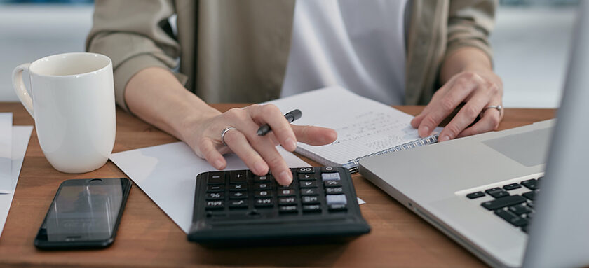 Calculating a loan payment