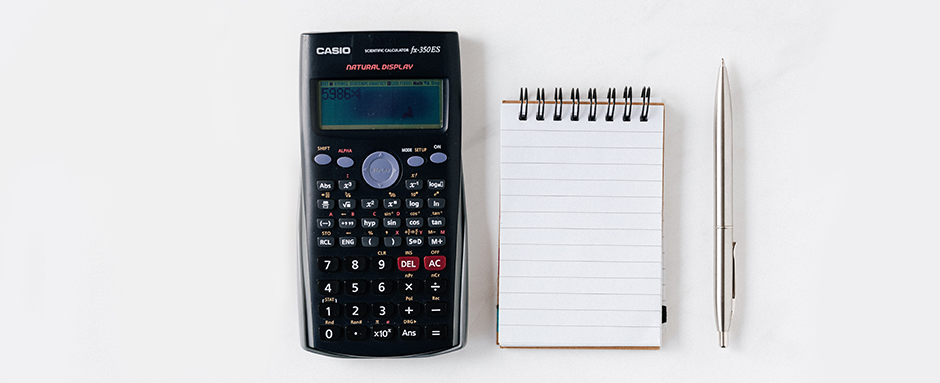 Calculating outgoings