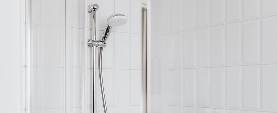 Water efficient showerhead
