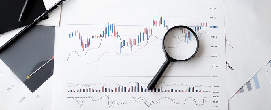 Analysing a stock chart